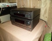 Amplifier cd player -- Amplifiers -- Cavite City, Philippines