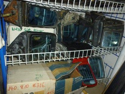 mercedes benz side mirror, -- All Accessories & Parts Metro Manila, Philippines