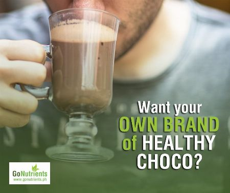 GoNutrients Anti Aging Choco Drink. -- Food & Related Products Muntinlupa, Philippines