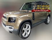 2021 LAND ROVER DEFENDER 110 D300 V6 DIESEL FIRST EDITION -- All Cars & Automotives -- Pasay, Philippines